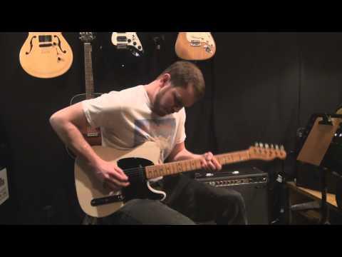 Dimarzio Twang King - Minor Blues  -  Jason Wilford