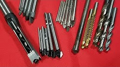 Glass/Ceramic & Specialty Drill Bits, Basic Introduction