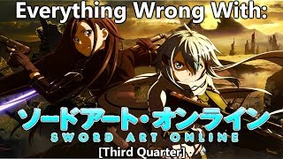 Everything Wrong With: Sword Art Online II (Third Quarter) thumbnail