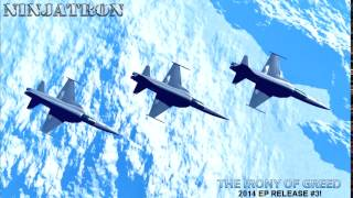 Ninjatron - The Irony Of Greed EP 2014