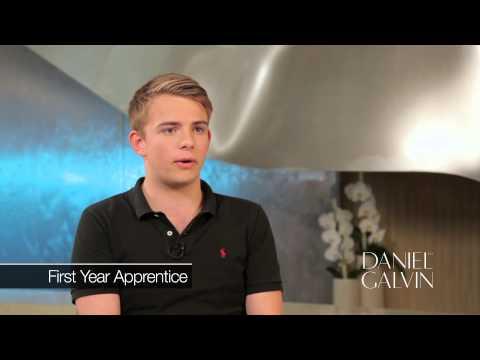 Daniel Galvin - Apprentice Interview 4