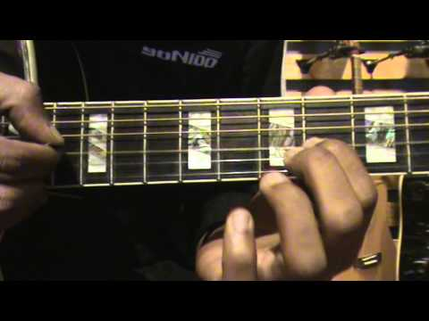 Guitar zehnaseeb guitar tabs : Detail for solo Likhith Kurba