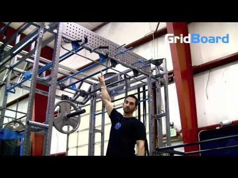 Grid Board - MoveStrong Functional Fitness Equipment