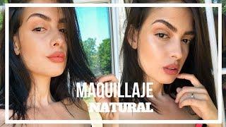 Tutorial paso a paso para principiantes/Maquillaje Natural/Jeka Channel