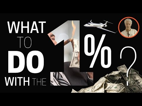 What to do with the 1%?