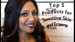Top Beauty Products Sensitive Skin And Eczema