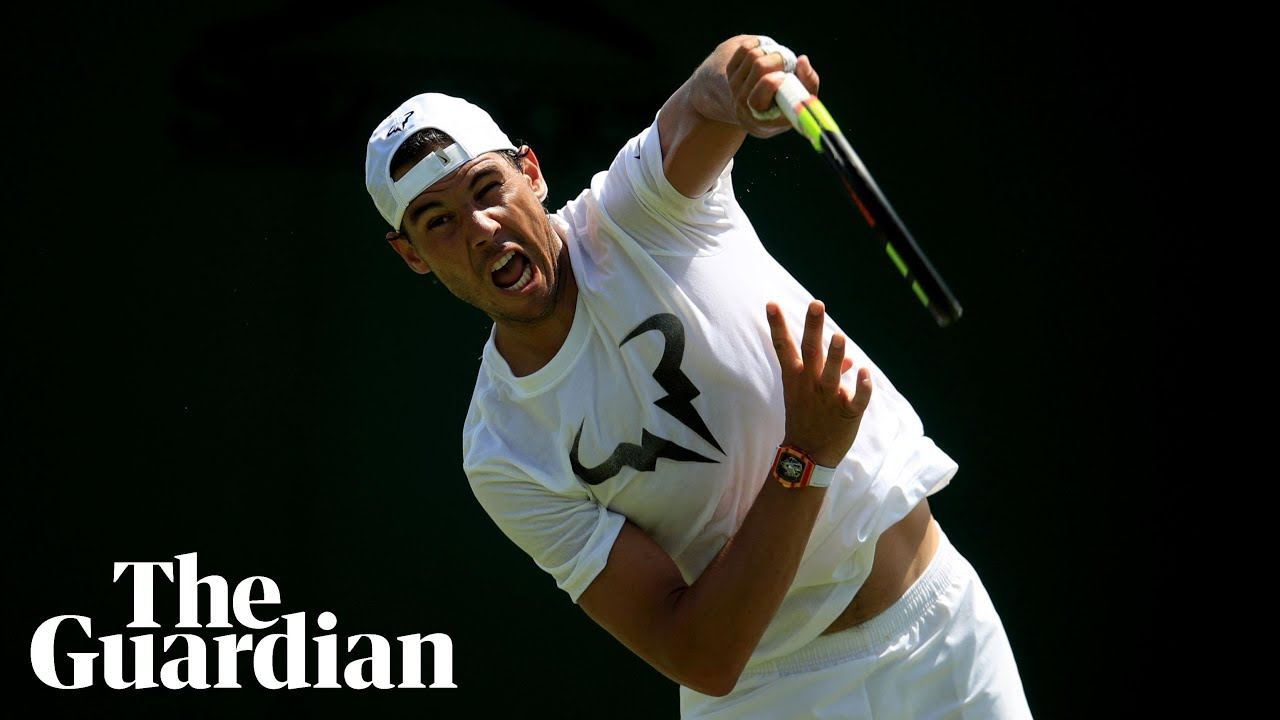 Roland Garros Is Past Rafael Nadal Looks Forward To Wimbledon