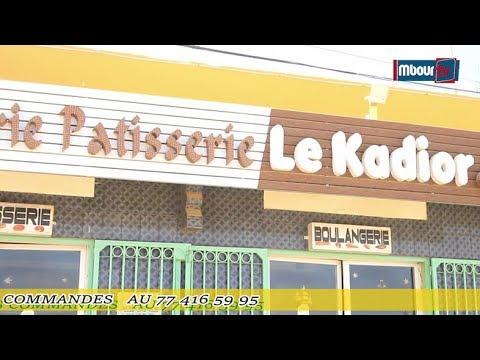 PUBLICITE BOULANGERIE PATISSERIE GROUPE LE KADIOR DE MBOUR