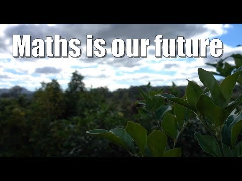 To The Maths Haters - #CHOOSEMATHSAWARDS 2017 - Maths Is Our Future