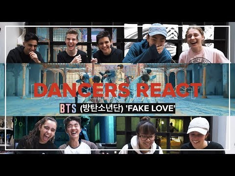 Dancers React To BTS (방탄소년단) 'FAKE LOVE' | Project One