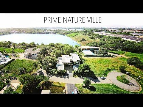 ขายบ้านหรู หมู่บ้าน Prime Nature Ville  อ่อนนุช-วงแหวน 5ห้องนอน 6ห้องน้ำ