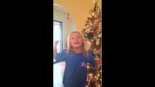 Sour Kangaroo:  Seussical (Biggest Blame Fool)- Mia Age 7