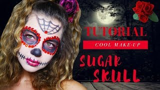 Cool Sugar Skull Tutorial