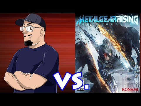 Johnny vs. Metal Gear Rising: Revengeance