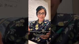 كيف تكتب خطاب الغرض من الدرسة؟ How to write an academic purpose statement?