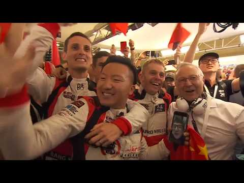 WEC - 2017 24 Hours of Le Mans - Highlights