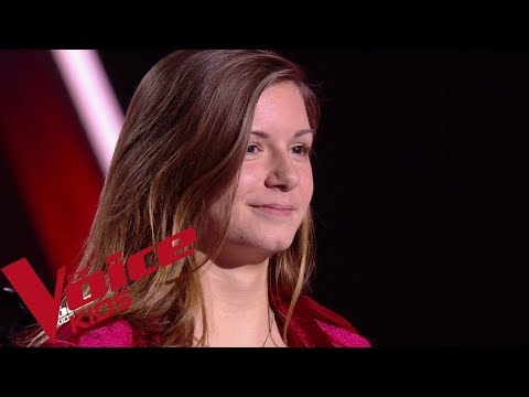 Sam Smith - Too Good At Goodbyes | Aëlwenn |  The Voice Kids France 2019 | Blind Audition