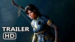 PS4 - Shadow of the Tomb Raider: The Pillar Trailer (DLC, 2018)