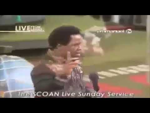 A President in Southern Africa will be kidnapped /Prophet TB Joshua prophetic message.