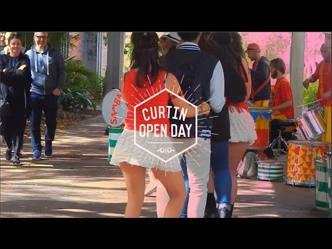 Travel Vlog   Taking Frans to CURTIN OPEN DAY