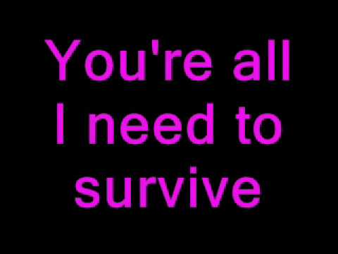 Holding on to Love (to save my life) ~ lyrics