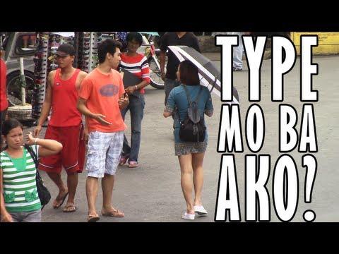 Type Mo Ba Ako  - Pinoy Public Pranks