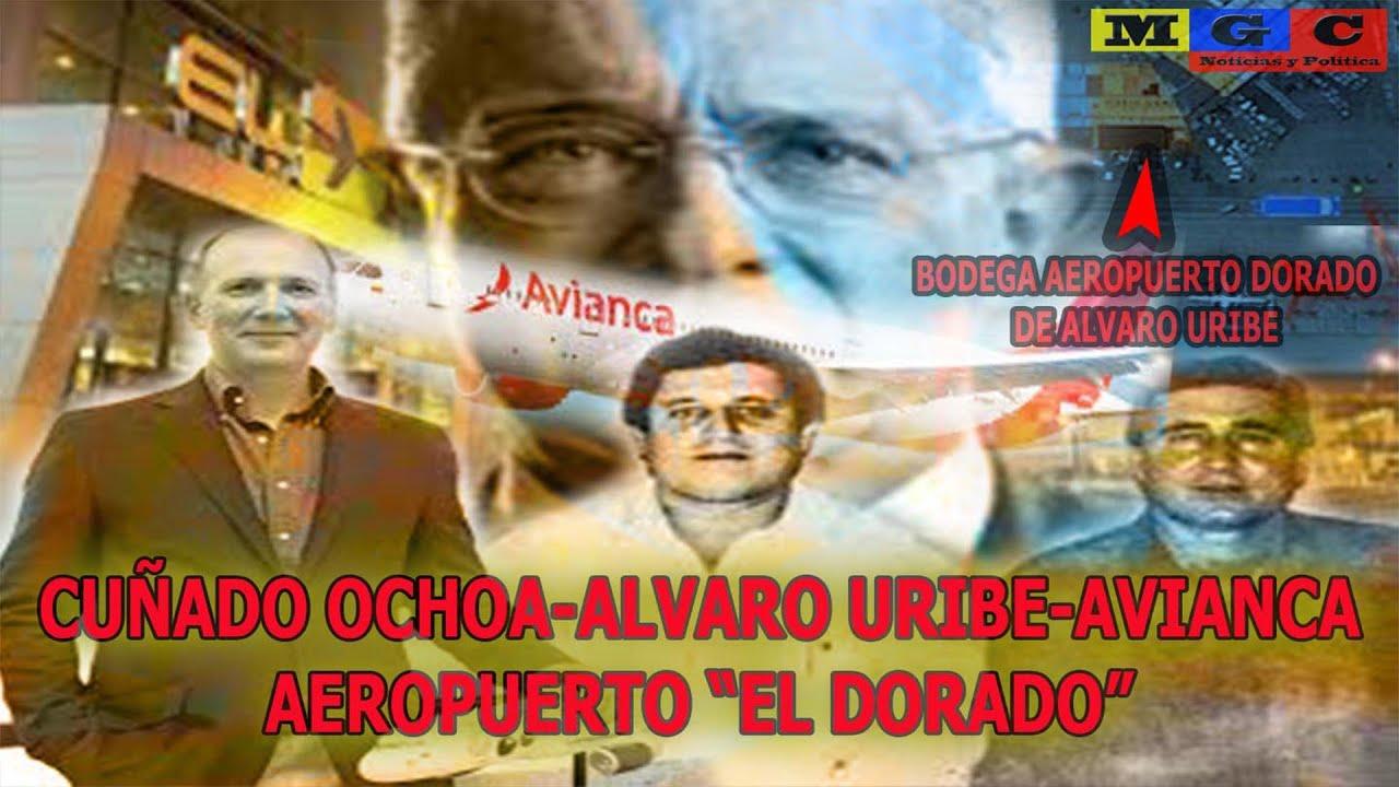 NEXOS CUÑADO OCHOA, BODEGA URIBE,  AVIANCA, OPAIN Y AEROPUERTO DORADO.