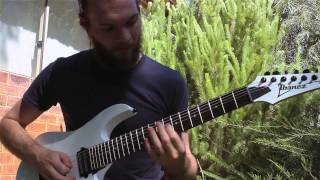 Voyager - You the Shallow - Guitar Playthrough [HD]