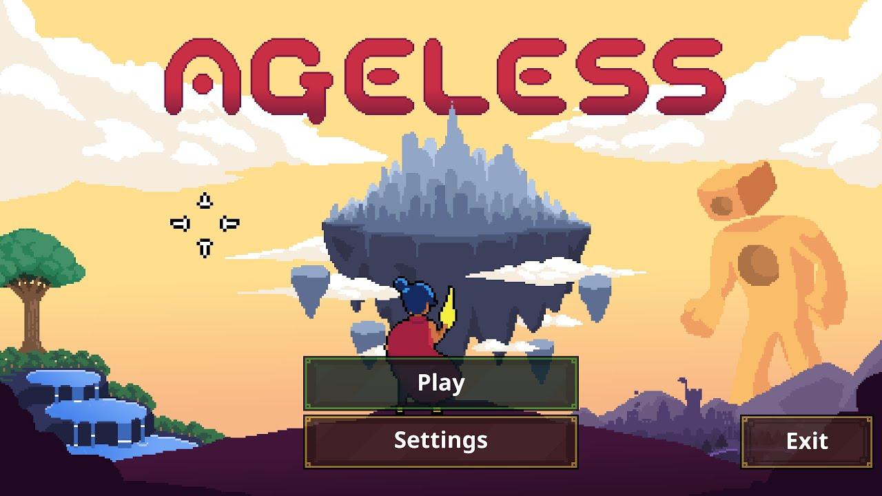 Ageless -- PC/Steam First Look Blind Gameplay - YouTube