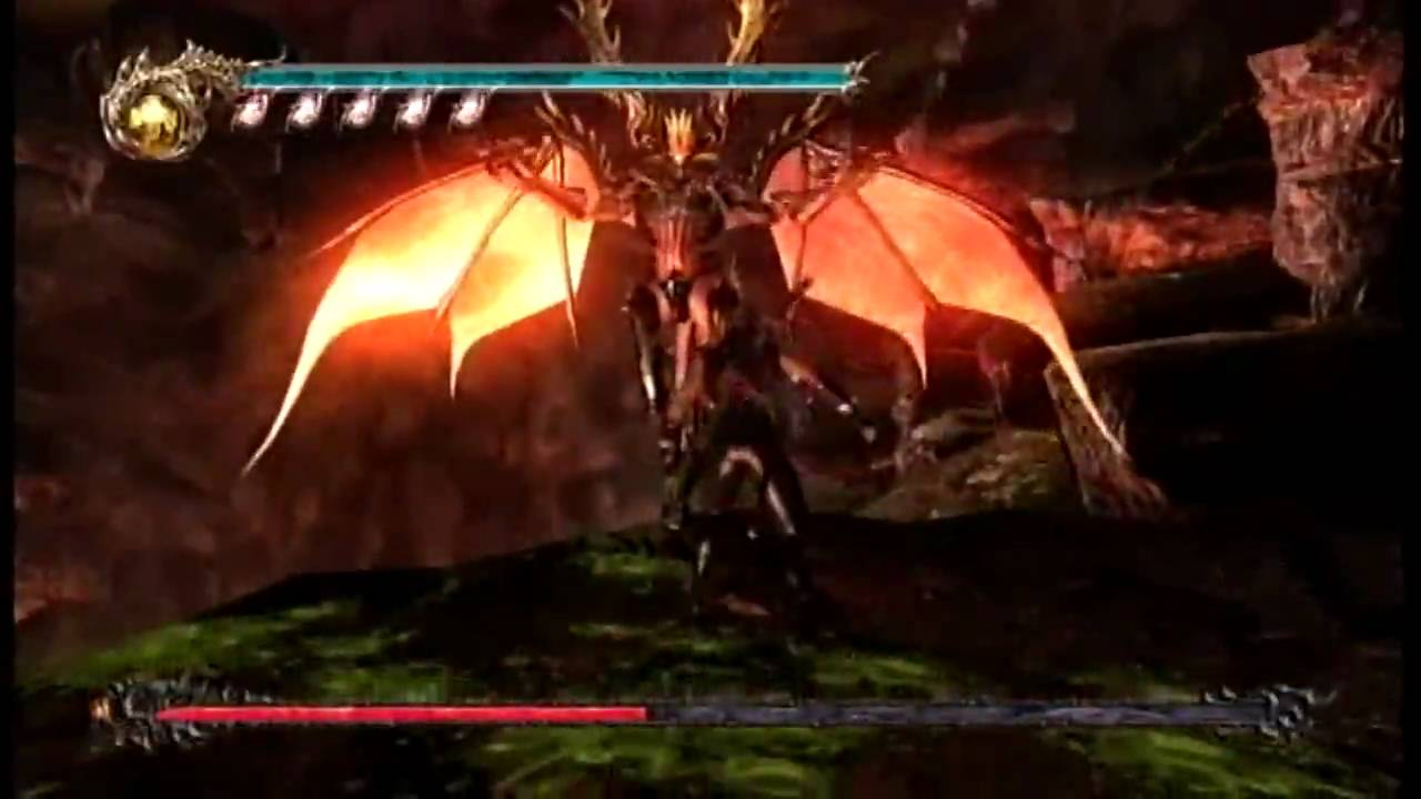 Ninja Gaiden 2 Master Ninja Chapter 14 Final Boss Archfiend No