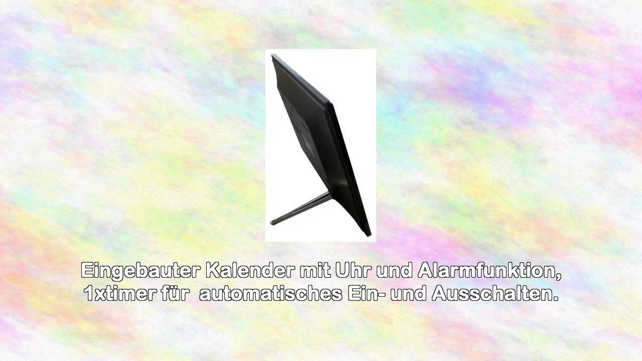 Cytem Kx10 Ips Premium Display 1024x768 Digitaler Bilderrahmen 244cm ...