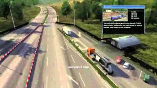 Euro Truck Spezial- LKW-Rangier-Simulator rondomedia Trailer