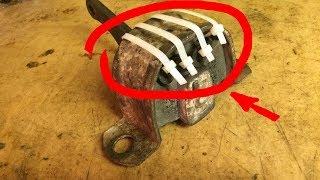 ВИБРАЦИЯ КУЗОВА - мертвая подушка двигателя. Тюнинг опоры двигателя ваз своими руками