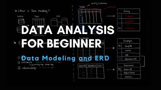 How to Learn Data Analysis from Scratch | Data Modeling & ERD (Entity Relationship Diagram)