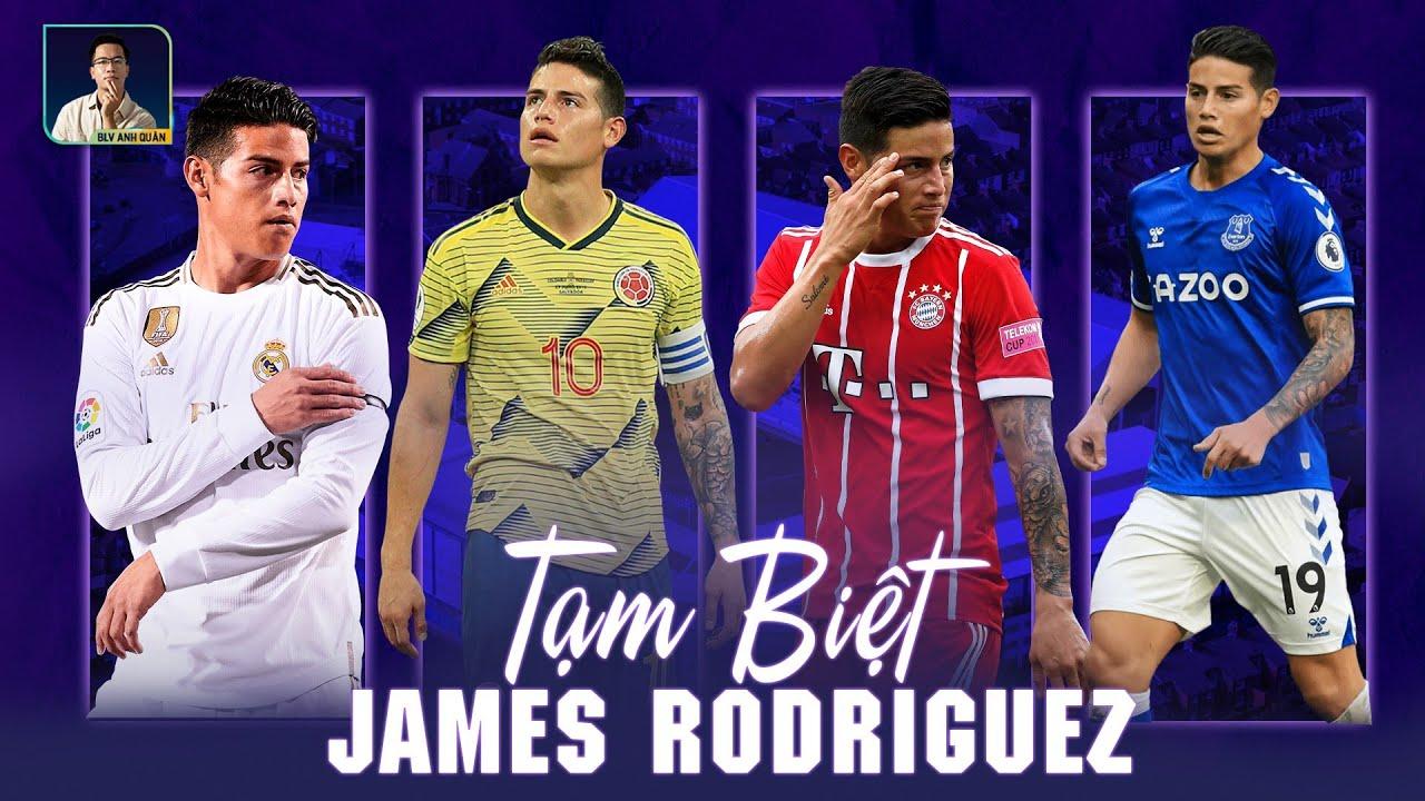 Download JAMES RODRIGUEZ: TẠM BIỆT ANH, CHÀNG TIỀN VỆ TÀI HOA!