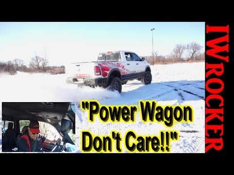 "Power Wagon DON""T CARE!!!  *Parody*"