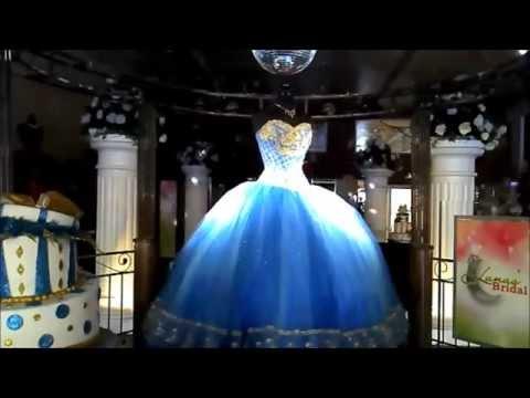Lindo Vestido Xv Años Youtube