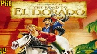 Gold and Glory: The Road to El Dorado [PS1] - (Walkthrough) - Part 2
