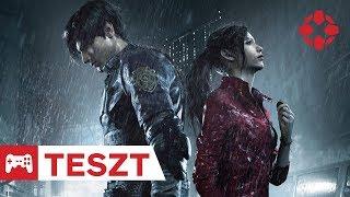 Feltámad a rettegés - Resident Evil 2 teszt