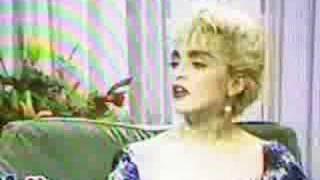 MADONNA RARE 1987 NBC INTERVIEW PART 1