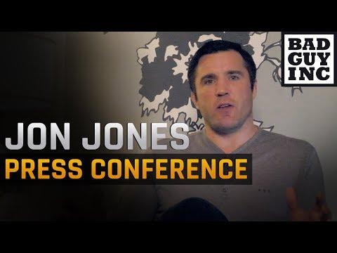 Jon Jones finally said the right thing…