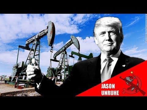 President Trump's Dangerous Oil Game |
