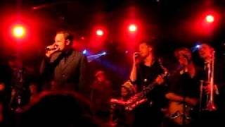 The Killers feat. Theodor Jensen-Watered-Down Love Live@Club Killers 2011-11-11