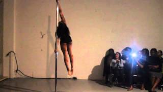 Zippora @ Black Girls Pole event May 1, 2015