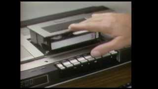 Betamax Sony SL-5400 Video Promocional - (Spanish)