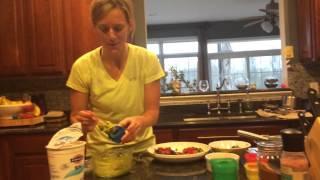 21 Day Fix Sample Dinner | Taco Night | Beachbody | Weight Loss Program