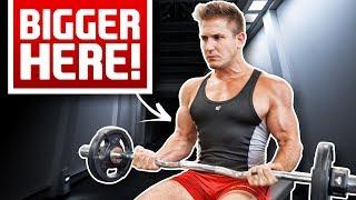 Seated Barbell Curls Build Bigger Biceps?! | DUMB OR SMART?