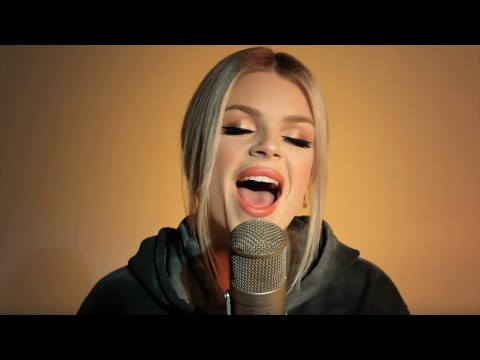 Kelly Clarkson - I Dare You (Cover By Davina Michelle)