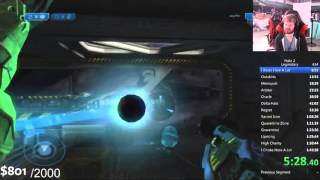 Halo 2 Legendary WR 1:38:15 (Live)