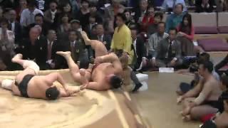 平成25年十一月場所3日目 sumo 大相撲 九州場所.